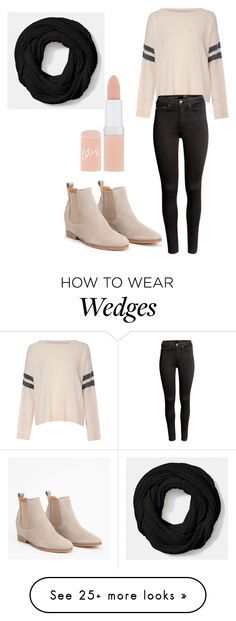 """""""winter glow"""" by fashionlover1209 on Polyvore featuring Glamorous, H&M, Rimmel and Coach"""
