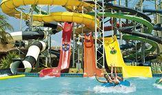 Parque Aquático | Beach Park | Resorts e Parque em Fortaleza Resorts, Beach Park, Water, Water Parks, Viajes, Dreams, World, Fortaleza, Places To Visit