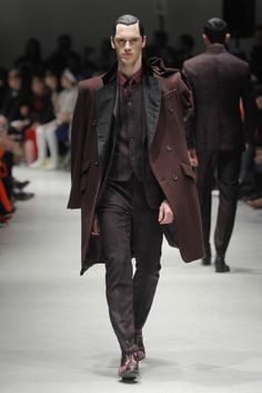Vivienne Westwood AW 14/15 MAN Collection, Milan Fashion Week