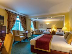Make your dream wedding come true at the award-winning Glenview Hotel, set in the breathtaking surroundings of the Glen of the Downs, Wicklow. Beautiful Hotels, Beautiful Gardens, Hotel Breaks, Wedding Gallery, How To Make Bed, Dream Rooms, Staycation, Photo Galleries, Indoor