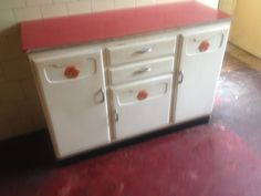 1950 Kitchen Cabinets beautiful vintage retro large 1950s kitchen cabinet cupboard