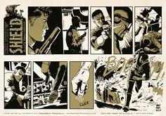 NICK FURY ~ AGENT OF S.H.I.E.L.D. Episode 4: THE DEATH LASER by Francesco Francavilla