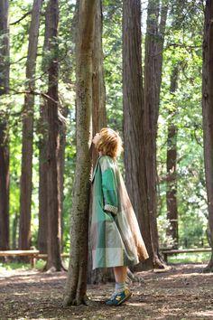 Cinnamon Forest Girl