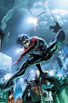 Nightwing Promo Image