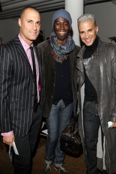 Nigel Barker, J. Alexander, and Jay Manuel Eliminated From Top Model