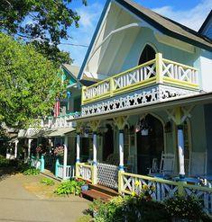 Oak Bluffs, Martha's Vineyard