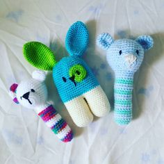 Practicing new techniques in crochet and trying new patterns by other designers and my own. Baby Toys, Dinosaur Stuffed Animal, Crochet Patterns, Designers, Instagram Posts, Cute, Amigurumi, Kawaii, Baby Play