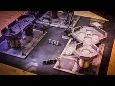 (805) Make your own Cyberpunk/Urban Battlemat for your Scifi Skirmish Wargames. - YouTube Make Your Own, Make It Yourself, Wargaming Terrain, Cyberpunk, Sci Fi, Urban, Youtube, Crafts, Rpg
