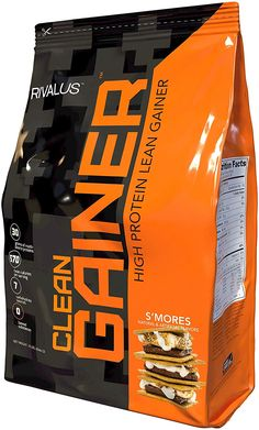 Rivalus Clean Gainer Best Mass Gainer, Complex Carbohydrates, Organic Quinoa, Cleaning Items, Put On Weight, Protein Blend, Skinny Guys, After Workout, Chocolate Fudge