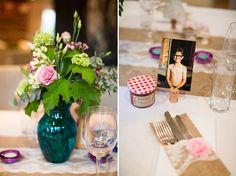 A Pink & Aqua DIY Wedding with a Relaxed Boho Style by Katherine Ashdown | Part 2 | b.loved weddings | UK Wedding Blog | Wedding Design & Styling