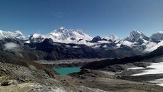 Adventure View Everest and Gokyo from Renjola , Everest Trekking Packages
