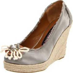 Juicy Couture Women's Rianna Espadrille - designer shoes, handbags, jewelry, watches, and fashion accessories | endless.com