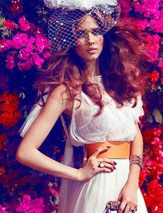 Noiva SJC: Editorial de noivas: Vogue Espanha