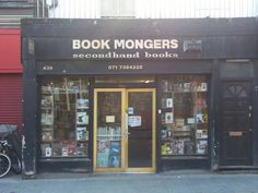 Get lost in Bookmongers - Brixton