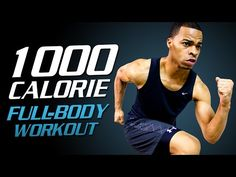 Workouts That Burn 1,000 Calories Or More – Healthoria