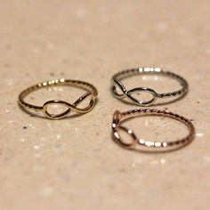 In love with infinity rings ;)