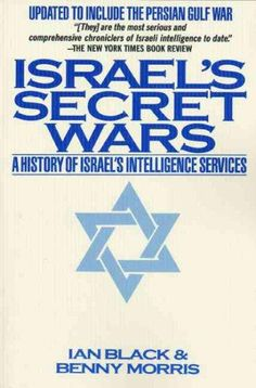 A comprehensive history of all three of Israel's intelligence services, from their origins in the 1930s to the present, chronicles the mistakes and the triumphs of their three spy services, including