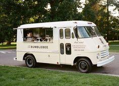 The Bumblebee – Dessert Food Truck, Denver, Colorado – Design by Design Womb http://designwomb.com