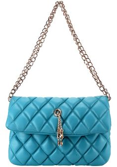 Baginc The Ultra It Flap Chain Bag Leather