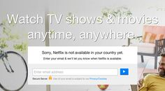 How To Watch Netflix in India Using using this Simple Trick
