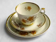 Myrna by Arabia Finland, Art Nouveau, Retro Vintage, Tea Cups, Nostalgia, Memories, Tableware, How To Make, Cutlery