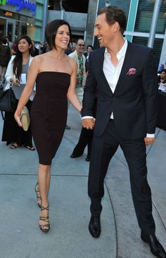 Neve Campbell and JJ Feild Photos - 'Austenland' Premieres in ...
