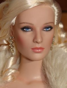 #top100 #dolldues @Tonya Schultz Doll Company  About Anything She Wants: Serene and Commanding in one glance. Who could refuse her ?