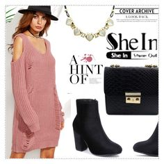 """""""SheIn 8/V"""" by saaraa-21 ❤ liked on Polyvore featuring shein"""