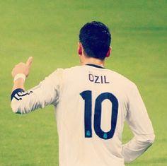 Welcome to Arsenal Mesut Ozil!