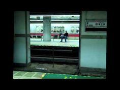 Tochōmae Station Toei Ōedo Line Across Platforms 都庁前駅
