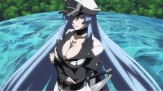 After having spent all this time with Esdeath, Tatsumi can't find it in himself to hate her. Description from ganbareanime.com. I searched for this on bing.com/images