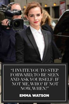 19 Emma Watson Quotes That Will Inspire You Woman Quotes, Babe Quotes, Girly Quotes, Motivational Quotes For Life, Inspiring Quotes About Life, Wisdom Quotes, Positive Quotes, Inspirational Quotes, Qoutes