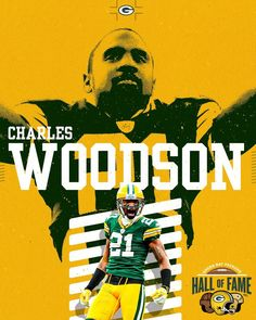 Pro Football Hall of Famer ✅ Packers Hall of Famer ✅ Congratulations, Charles Woodson! #PackersHOF | #GoPackGo Football Hall Of Fame, Charles Woodson, Defensive Back, Go Pack Go, Threes Game, National Football League, The Only Way, Green Bay Packers