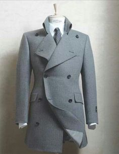 Italian Overcoat by SMALTO