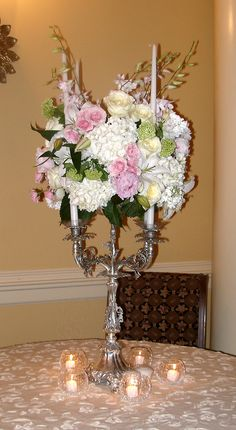 Ventage floral centerpiece by Southern Event Planners, Memphis, Tennessee. Memphis Tennessee, Event Planners, Floral Centerpieces, Southern, Create, Celebrities, Unique, Party, Wedding