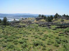 Pre-Roman Celtic town Viana do Castelo