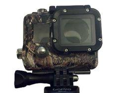 Capture Your Hunt GoPro Hero3 Camo Skin Cover $18