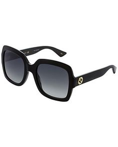 9e2e7335207 Highly recommend $159.99 Gucci Women's GG0036S 54mm Sunglasses  http://expensive-