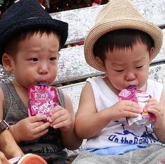 Superman Cast, Super Junior, Seo, Cute Babies, Twins, It Cast, Children, Young Children, Boys