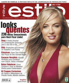 Edição 8 - Maio de 2003 - Angélica