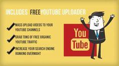 Adult Videos Downloader/Grabber - Mass Video Uploader/Embedder #marketing #adult #porn #video #clips #embedder #uploader #grabber