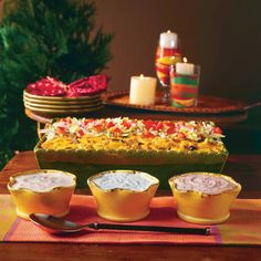 Texas-Style Enchilada Casserole...Shouldn't look at recipes when I'm hungry...