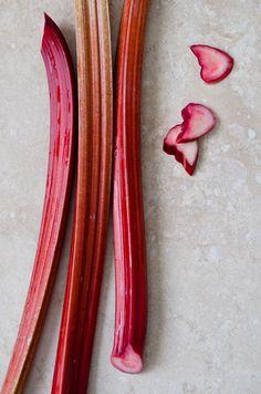 Rhubarb - © 2012 Viviane Perenyi   At Down Under
