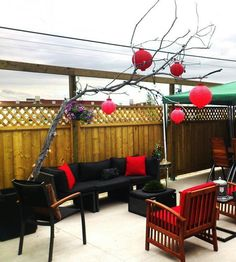 33 canada day party decorations and ideas for outdoor home decor - Home Decor Canada