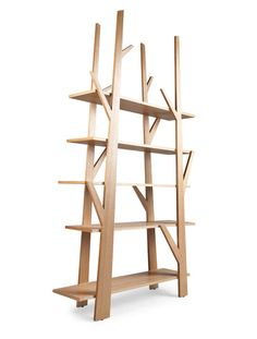 Kenneth Cobonpue bookshelf - this would look great in a cottage