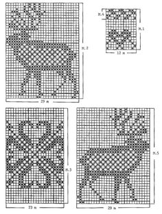 DROPS Cardigan in with Reindeer and Stars. Knitting Charts, Knitting Patterns Free, Free Knitting, Free Pattern, Chart Design, Cross Stitch Animals, Fair Isle Knitting, Fire And Ice, Drops Design