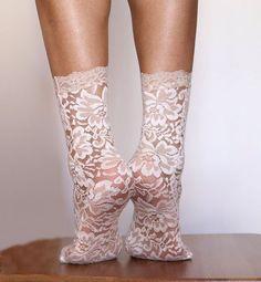 socks aesthetic and heels package sandals outfit b Sheer Socks, Lace Socks, Socks And Heels, Dress Socks, Foot Socks, Ankle Socks, Women's Socks, Crazy Dresses, Fashion Socks