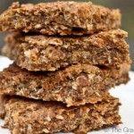 Grab-n-Go Snacks - Clean Eating Coconut Lime Oat Bars