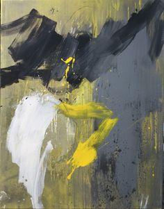 Bernadette Morand Acrylique sur toile 146x114cm 06/2016