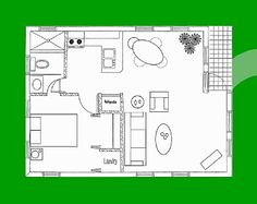 Small Casita Floor Plans | Small House Plans - Plans For Inexpensive Small House - Small